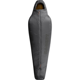 Mammut Perform Fiber Bag Sleeping Bag -7C L Men titanium